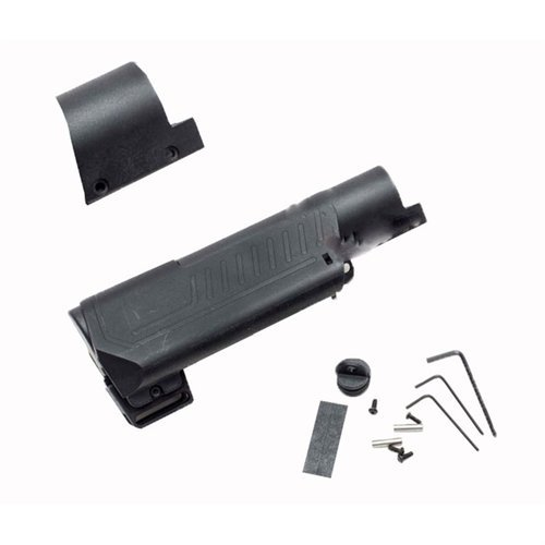 AR/AK Standard Pistol Cheeck Rest Kit w/CAA Saddle, Black