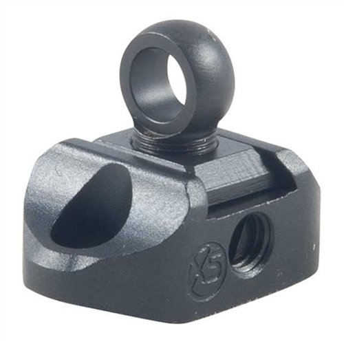 Mauser 98 Adjustable Ghost Ring Rear Sight Black