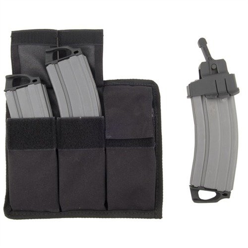 30-Round Mag/Pouch Pack, Gray/Black