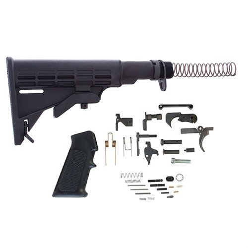 Lower Receiver Essentials Kit