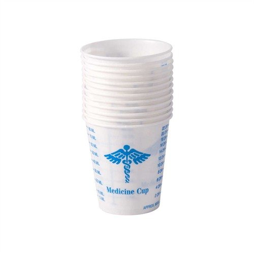 Graduated Mixing Cups, 1 dz.