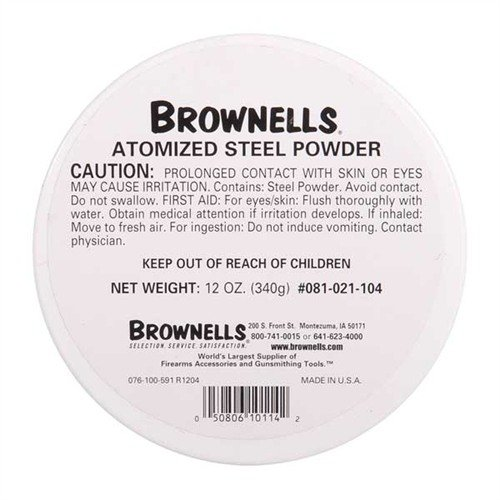 12 oz. Atomized Steel