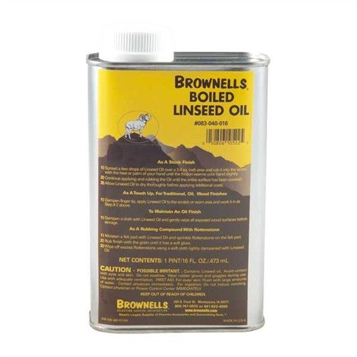 Pint Linseed Oil