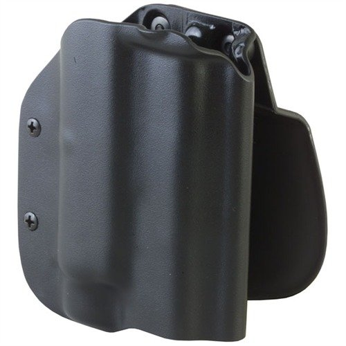 OWB Holster-Glock 17/22/31 w/Insight M6-Black-RH-Paddle