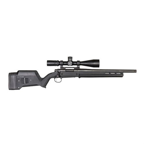 Rem 700 SA Hunter Stock Adj Polymer BLK