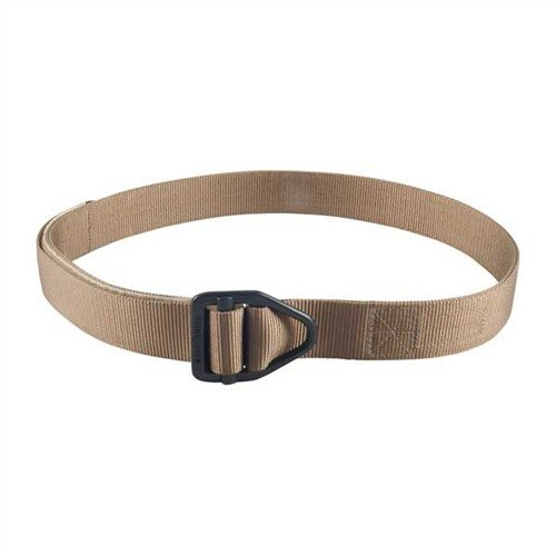 "Tactical Instructor Belt Nylon 1.5"" Coyote 38"""