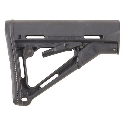 AR-15 CTR Stock Collapsible Mil-Spec BLK