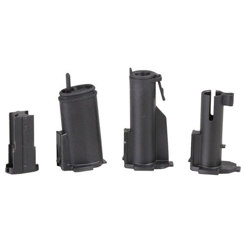 AR-15 Miad 123 Battery Grip Core Black Polymer
