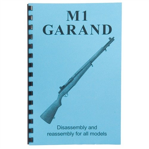 M1 Garand-Assembly and Disassembly