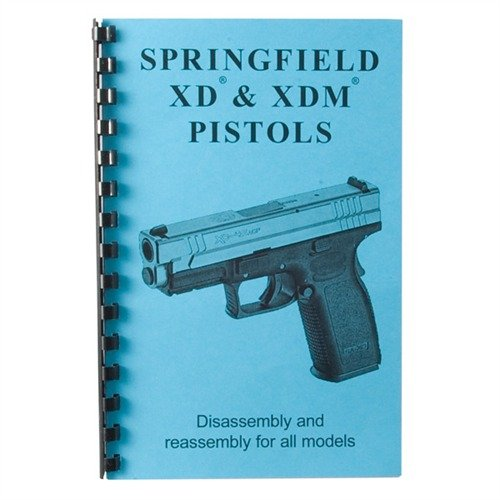 Springfield XD & XDM-Assmenbly and Disassembly