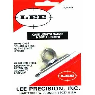 Lee Length Gauge/ Shellholder, .308 Win