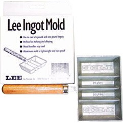 Ingot Mold Lee Ingot Mould Brownells Finland
