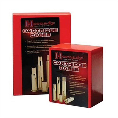 257 Weatherby Mag Brass 50/Box