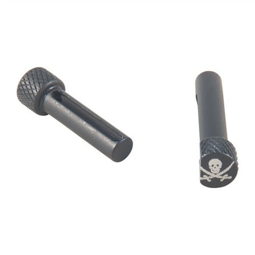 AR-15/M16 Extended P/T Pin Set, Jolly Roger