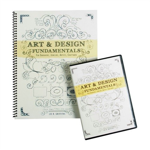Griffiths Art&Design Book/DVD Pack