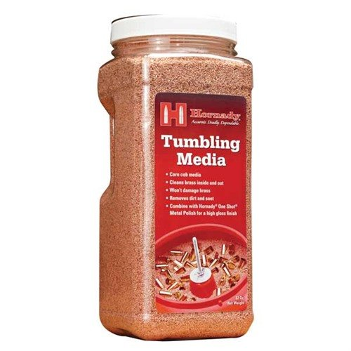 Hornady One Shot Tumbling Media Cob 76oz