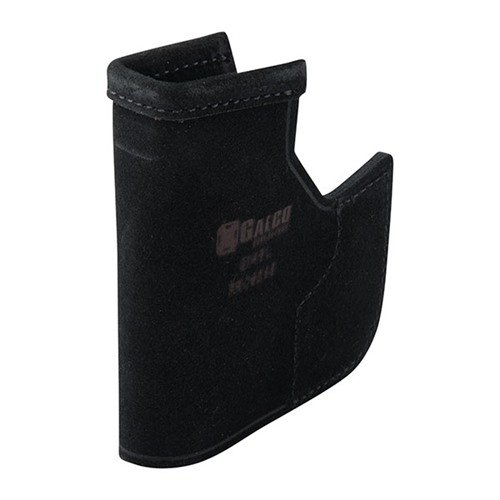 Pocket Protector S&W Bodygaurd 380-Black-Right Hand