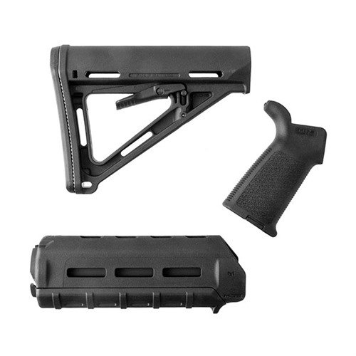 MOE Furniture Set M-LOK Carbine Black