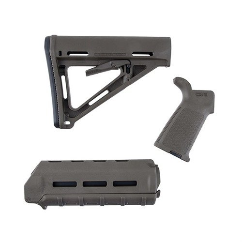 MOE Furniture Set M-LOK Carbine O.D. Green