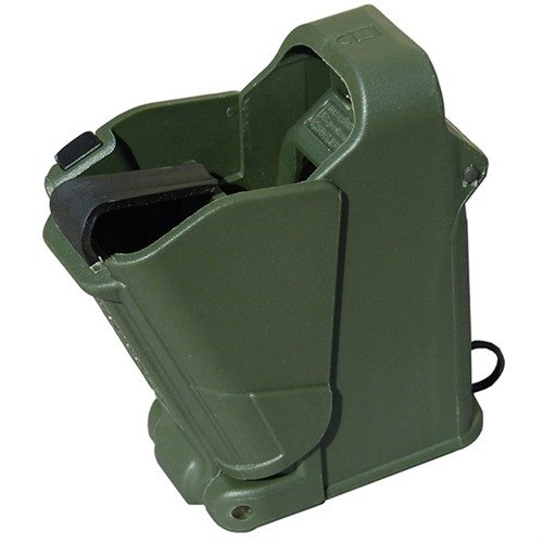 Universal Pistol Magazine Loader-Dark Green