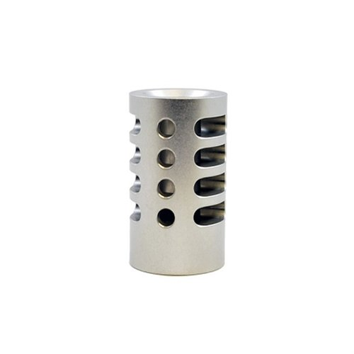 Game Changer Compensator-Silver