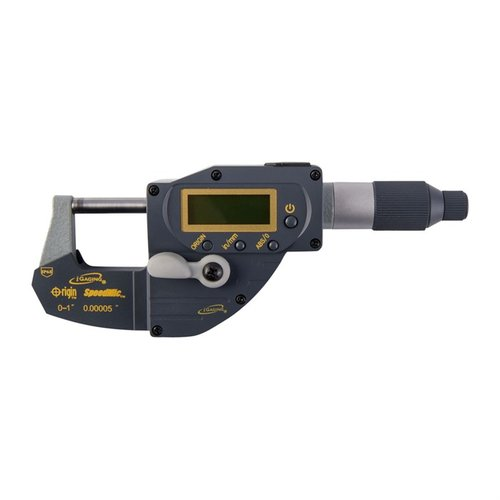 "SpeedMic 0-1"" Quick Action Micrometer"