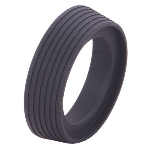 Delta Ring Steel Black