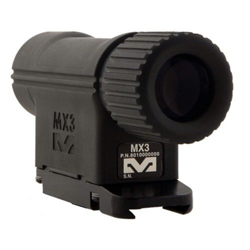 3X Magnifier for Reflex and Red Dot sights