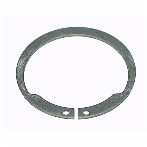 Snap Ring Steel Black