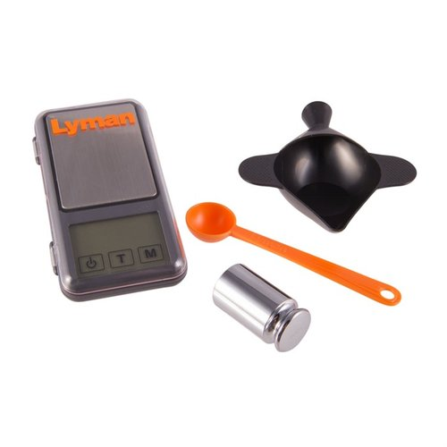 Pocket Touch Digital Scale Set