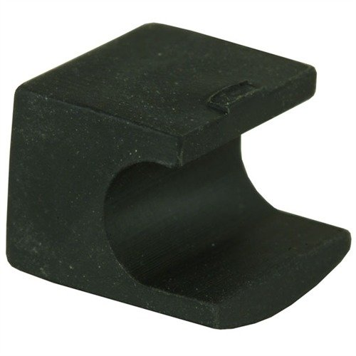 AR-15 Gapper Black Rubber