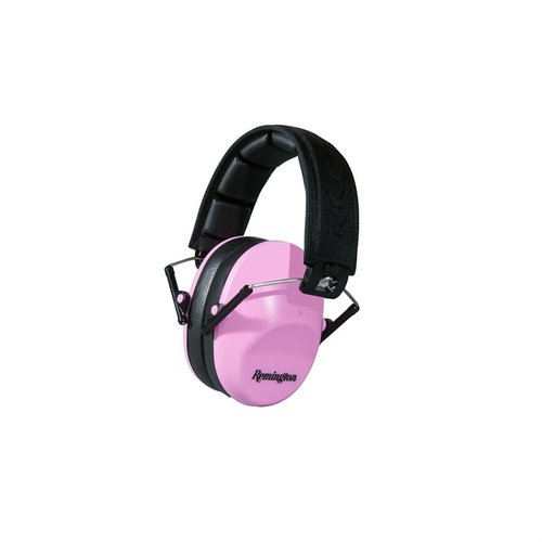 Remington Ladies Ear Muffs-Pink