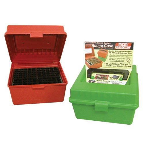 Green R-100 Deluxe Ammo Box
