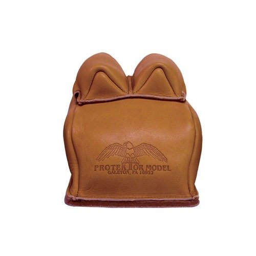 All Leather Two Stitch Bunny Ear Rear Bag