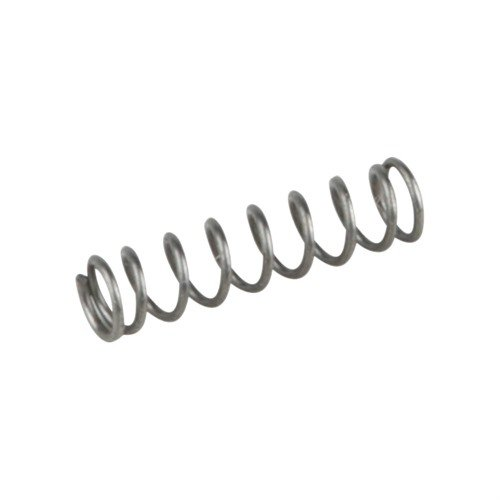 Safety Thumbpiece Detent Spring