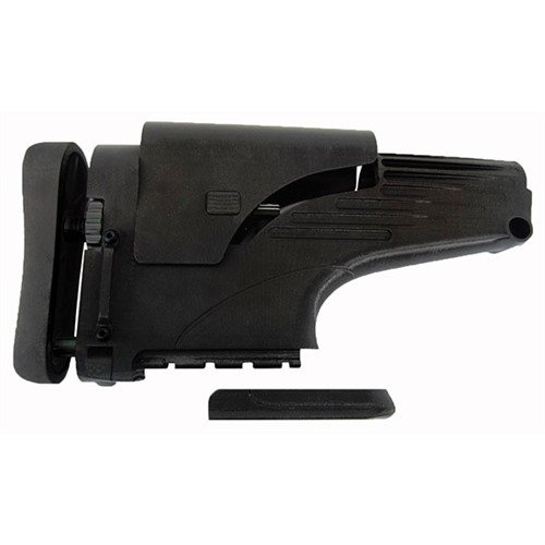 AR-15 Tacstar Stock Collapsible Match Grade BLK