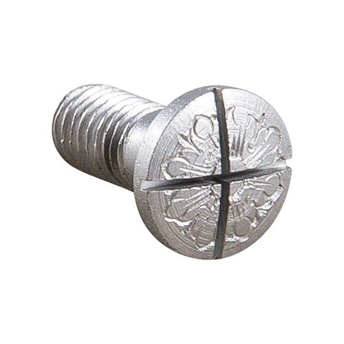 Screw, Trigger Plate 680, Chrome-O/S, No Lck/Scr